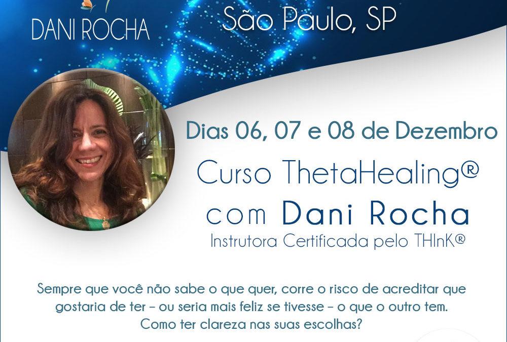 Curso ThetaHealing® – São Paulo