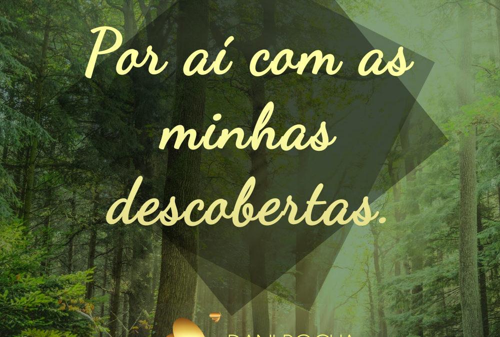POR AÍ COM AS MINHAS ESCOLHAS